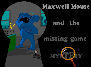 Maxwell Mouse Amiga Tittle Image